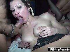 Milfs Orgy  High-level trull  DP lovers