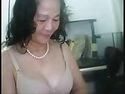 Mature Chinese woman