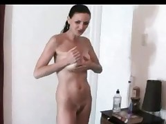 Mom Gives Her Son Titfuck