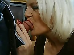 sexy granny sucking