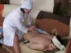 Russian Mature Nurse Mom Son Sex