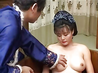 Nice chinese mom was fucked