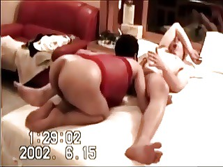 Korean mom cuckolding a hubby