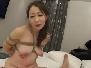 Miho Hazuki Masochist