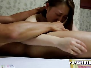 KOREA1818.COM - Gooey FACIAL for Korean Girl