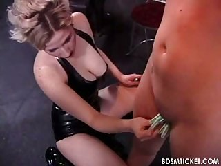 Mistress harsh pain