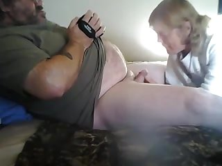 mom swallowing