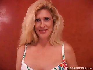 old blonde
