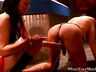 Extreme Pain For Submissive Guy