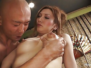 Erotic sex with Asian cutie