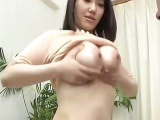 Beautiful Japanese Mom
