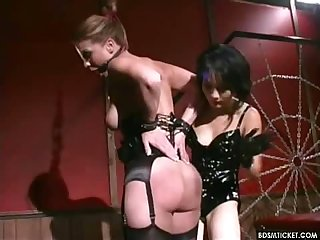 Asiad dominatrix whips