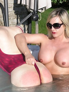 19 of Hot Tub Hot Bum